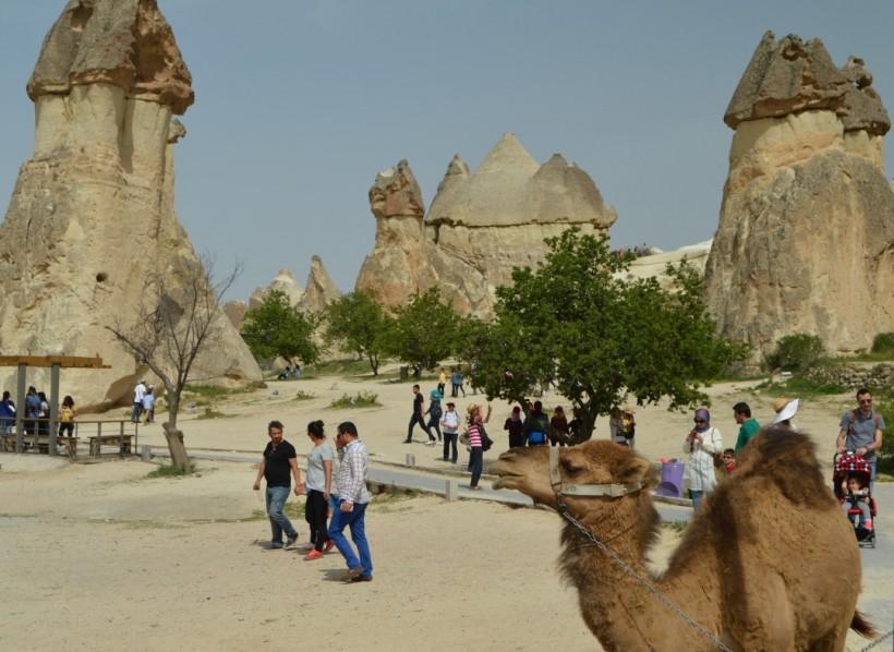Vacanță Pe Un Tăram Nepămantesc Cappadocia Aventurescu