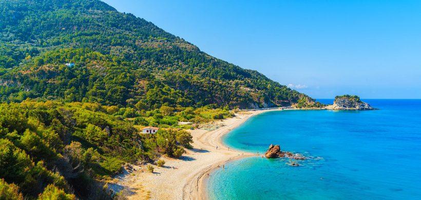 Vacanta pe insula Samos! 221 euro/pers. (zbor si cazare 6 nopti)