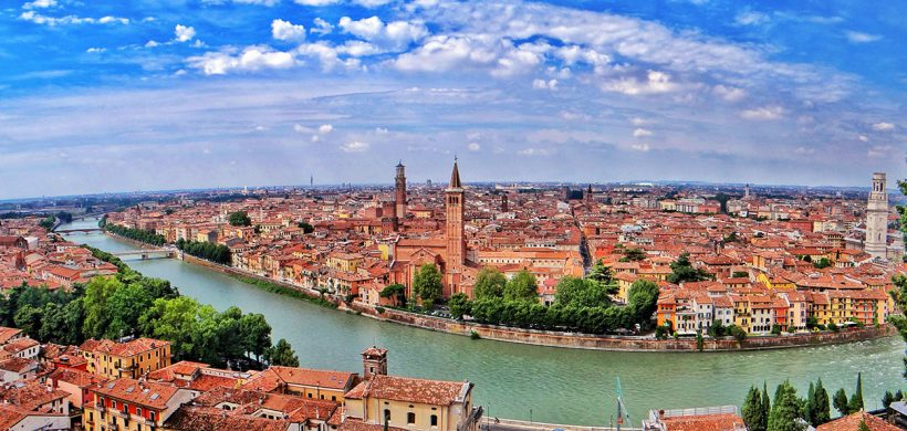 Weekend de vara la Verona! 130 euro/pers. (zbor si cazare 3 nopti)