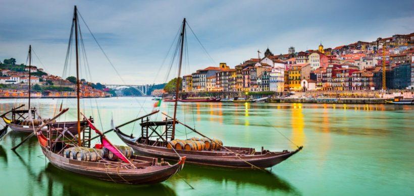 5 zile in Porto! 153 euro/pers. (zbor si cazare)