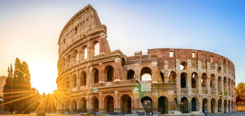 4 zile in Roma, 55 euro! (zbor, cazare, weekend inclus)