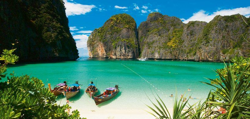 PROMOTIE Qatar Airways: Zboruri ieftine catre Thailanda – Phuket, Krabi si Bangkok la 468 euro dus-intors!