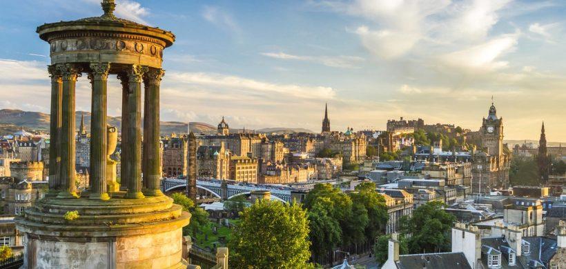 Vacanta in Scotia! Glasgow si Edinburgh, 141 euro/pers. (zbor, transfer si cazare 4 nopti)