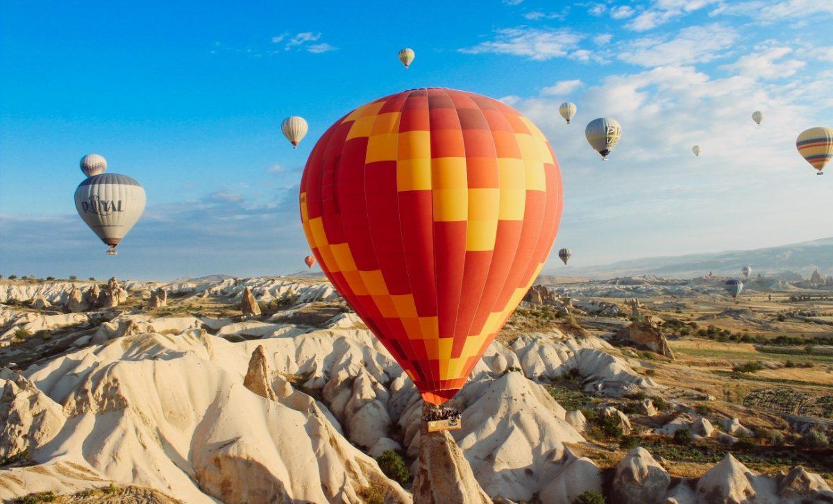Vacanta in Cappadocia, 183 euro! (zbor cu Turkish Airlines, cazare 4 nopti si mic-dejun)
