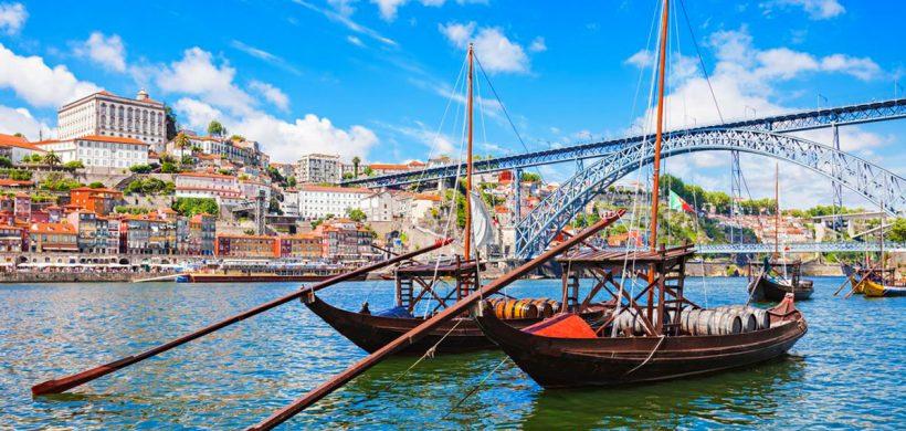 4 zile in Porto, 159 euro! (zbor cu TAP Portugal si cazare 3 nopti)