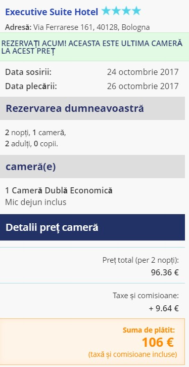 3 zile in orasul rosu, Bologna, 83 euro! (zbor, cazare si mic-dejun)