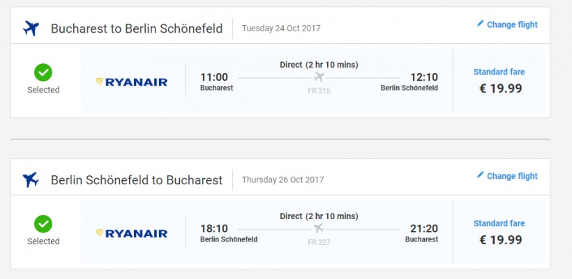 City break Berlin, 75 euro! (zbor si cazare)
