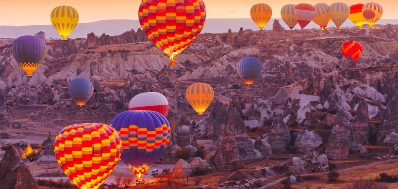 Vacanta in Cappadocia, 218 euro! (zbor cu Turkish Airlines si cazare 5 nopti)