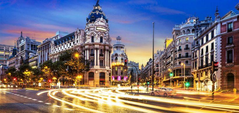 Weekend prelungit in Madrid, 113 euro! (zbor si cazare 3 nopti)