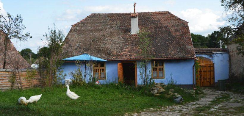 Recomandare cazare: Viscri 32 și viața la sat