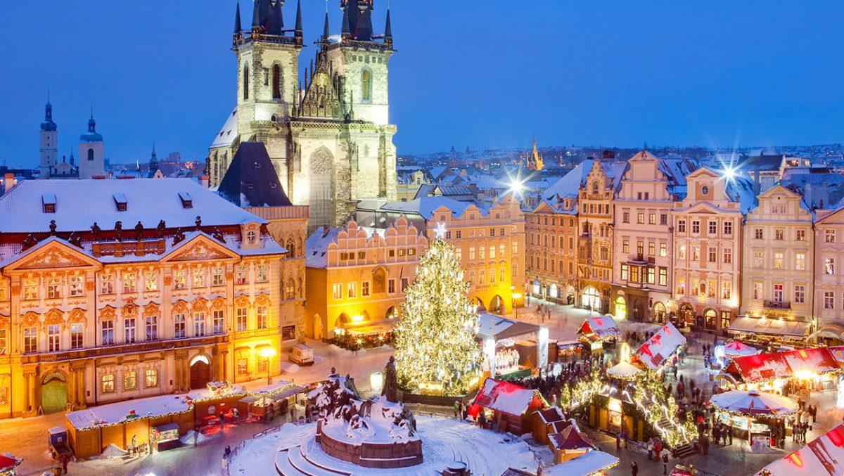 Piata de Craciun din Praga, 133 euro! (zbor, cazare 5 nopti, mic-dejun)