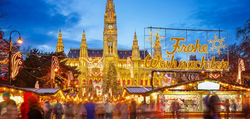 Piata de Craciun din Viena, 178 euro! (zbor direct si cazare 3 nopti)