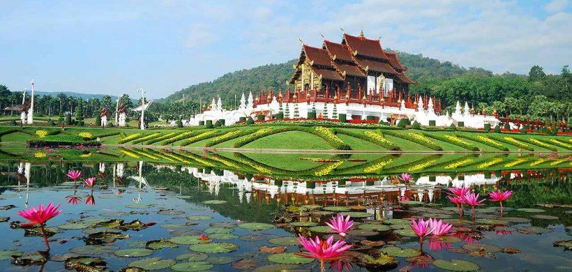 Tarife promotionale la zboruri catre nordul Thailandei, Chiang Mai: 388 euro dus-intors cu Qatar Airways!