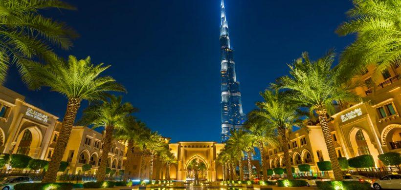 Vacanta in Dubai, 267 euro! (zbor si cazare 5 nopti)