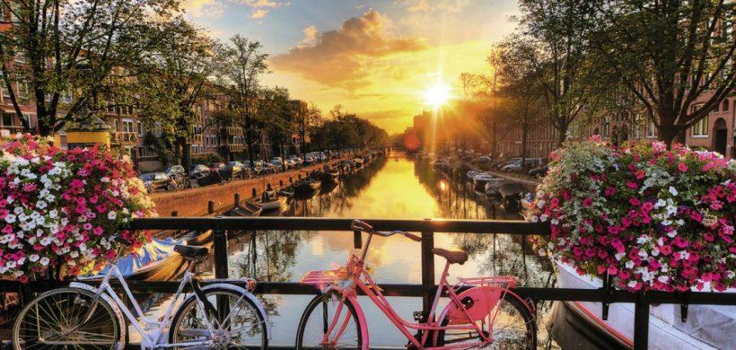 PROMOTIE KLM: zboruri catre Amsterdam, 119 euro dus-intors!