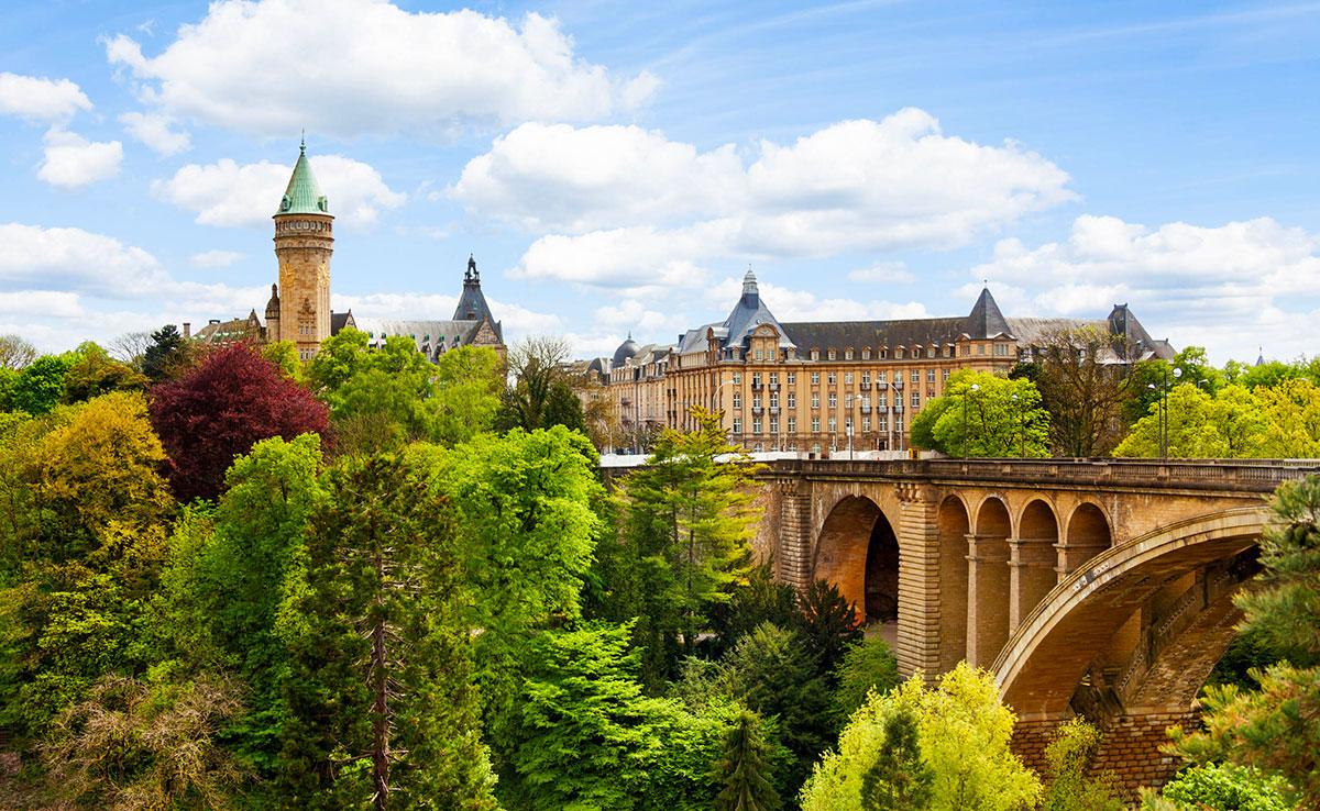 Luxemburg, marele ducat al corporațiilor