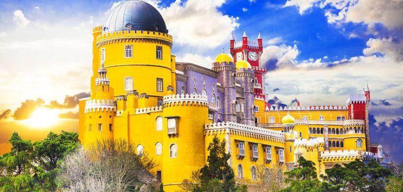 Vacanta in Lisabona si Sintra, 152 euro! (zbor, cazare si transfer)