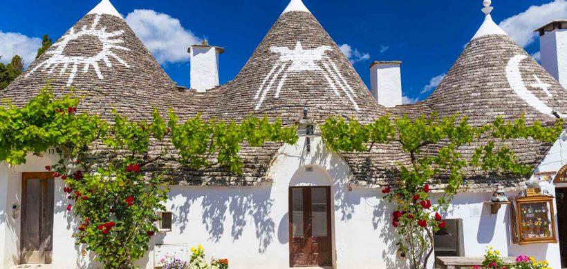 Vacanta de Paste in Alberobello, 138 euro! (zbor, cazare si transfer)