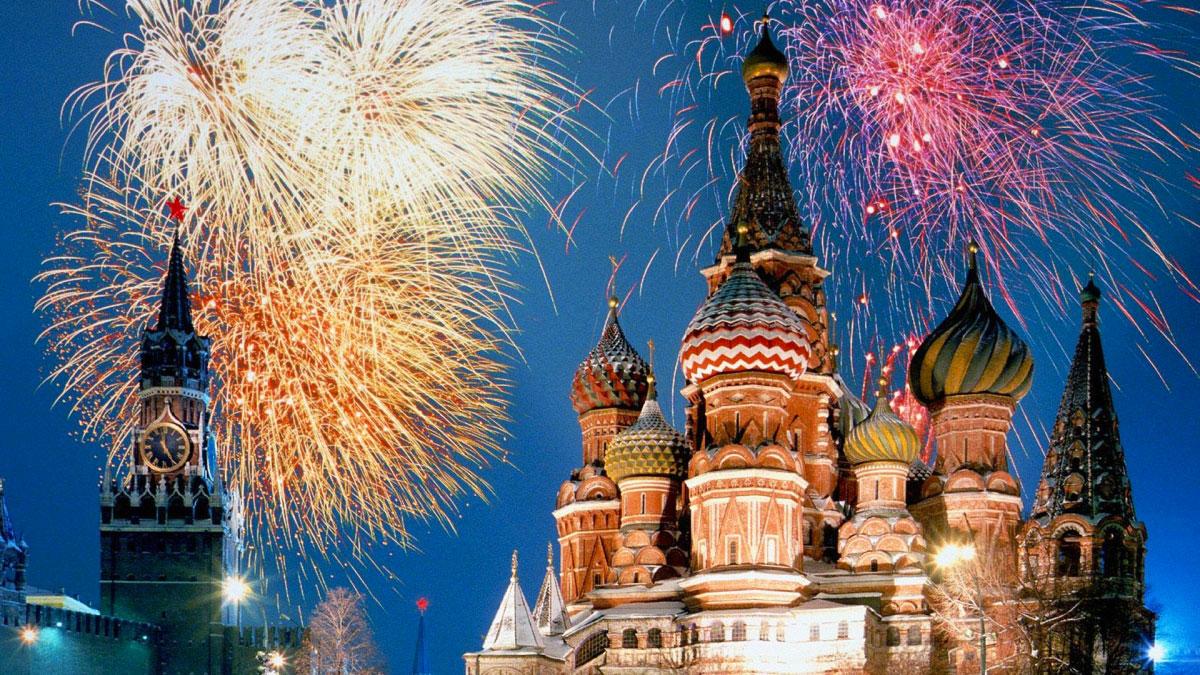 Revelion in Moscova! 259 euro (zbor direct si cazare 5 nopti)