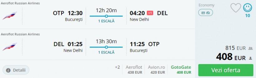 Vacanta exotica in Goa, India! 664 euro (zboruri si cazare 10 nopti)