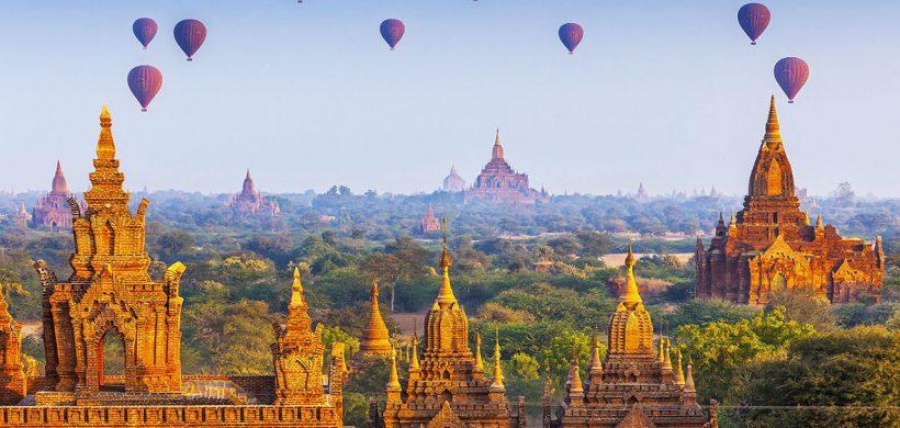 Zboruri ieftine catre Myanmar! 461 euro dus-intors cu Qatar Airways!