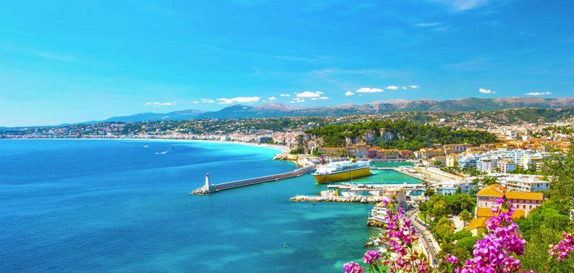 Zboruri spre Coasta de Azur de la 60 euro dus-intors!