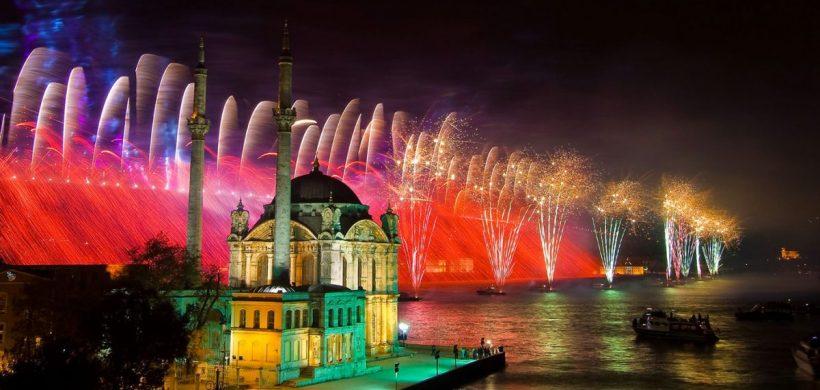 Revelion in Istanbul, 159 euro! (zbor si cazare 3 nopti la hotel de 4*)