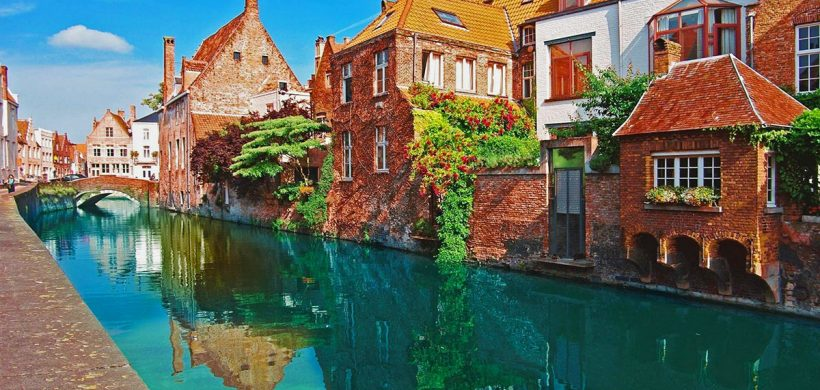 Weekend in Bruges, 87 euro! (zbor, cazare si transfer)