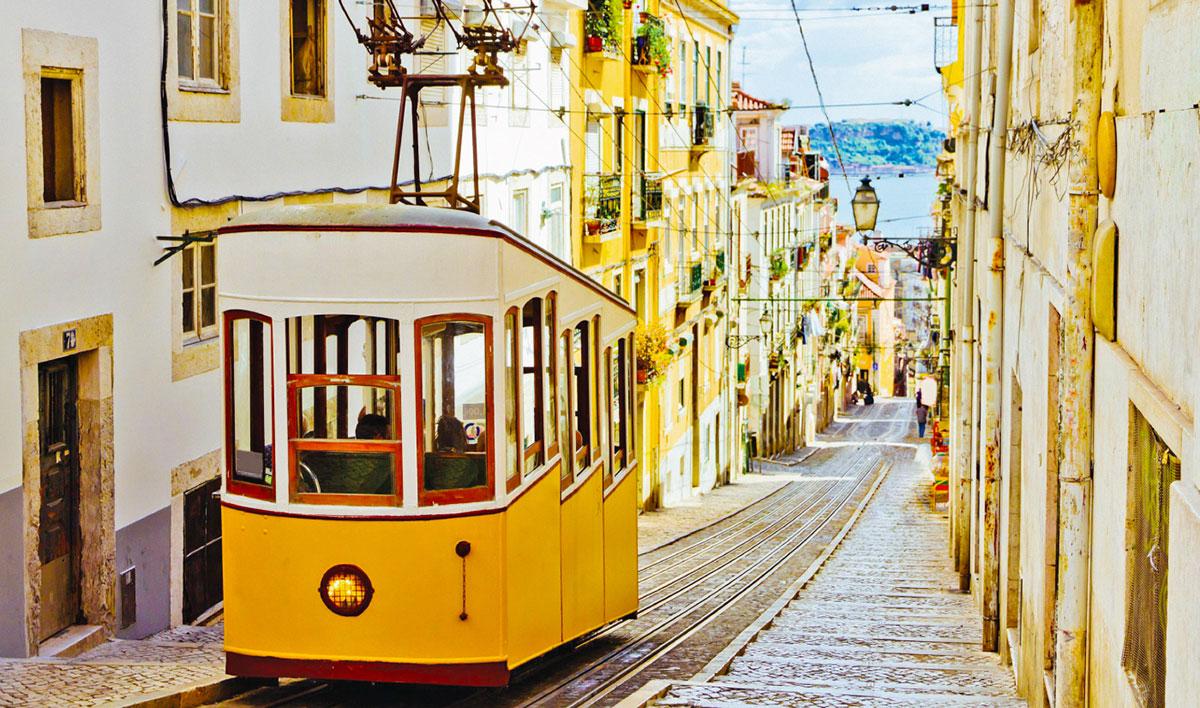 Vacanta de 5 zile in Lisabona, 159 euro! (zbor si cazare)