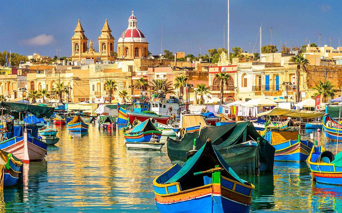 Vacanta in Malta, 116 euro! (zbor si 4 nopti de cazare la hotel de 4 stele)