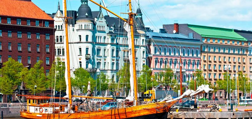 Weekend prelungit in Finlanda! 143 euro (zbor si cazare)