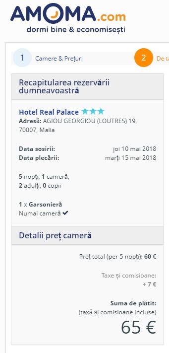 Vacanta in Creta, 162 euro! (zbor si cazare 5 nopti)