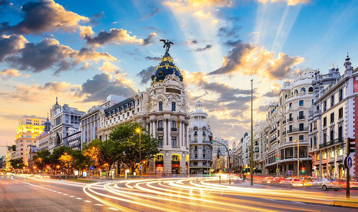 City break Madrid, 107 euro! (zbor si cazare 3 nopti)