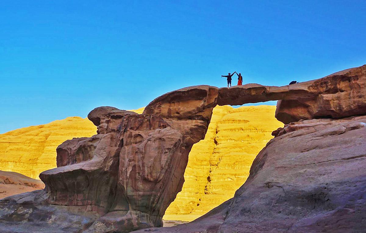 """Pe urmele beduinilor: traseul nostru """"do it yourself"""" prin Iordania"""