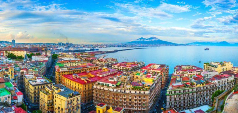 City break Napoli, 115 euro! (zbor si cazare 3 nopti)