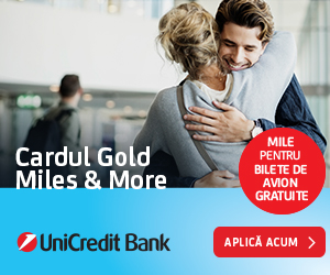 Cardul Gold Miles & More