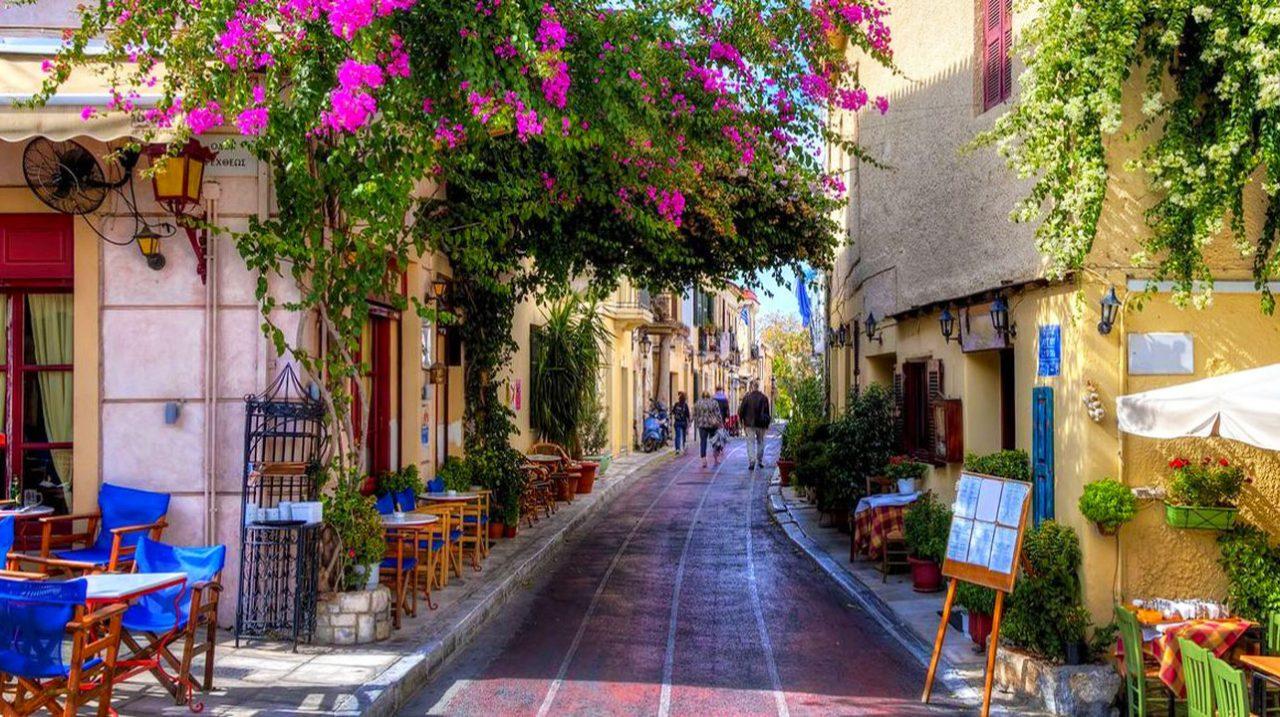 City break Atena, 66 euro! (zbor si cazare 3 nopti)