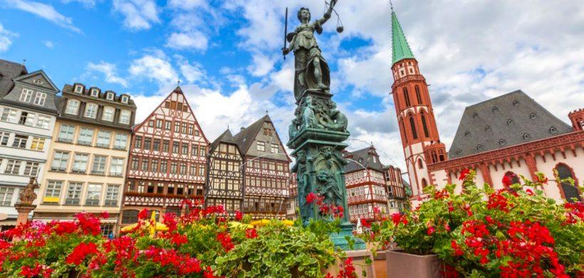 CONCURS: câștigă un city break de 3 zile la Frankfurt, oferit de Organizația Germană pentru Turism
