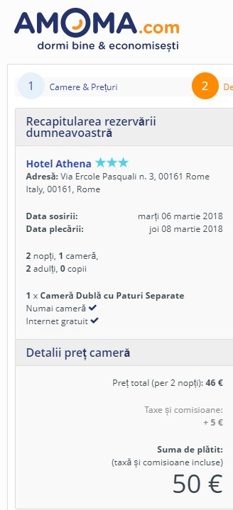 City break de 8 martie la Roma, 50 euro! (zbor si cazare)