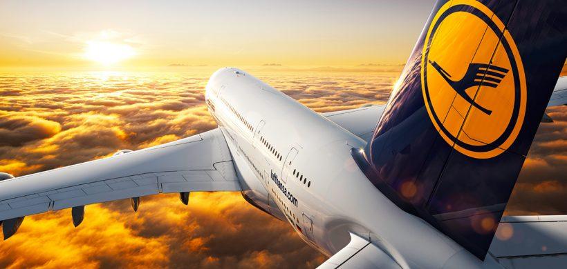 Zboruri directe catre Frankfurt, cu Lufthansa! 100 euro dus-intors