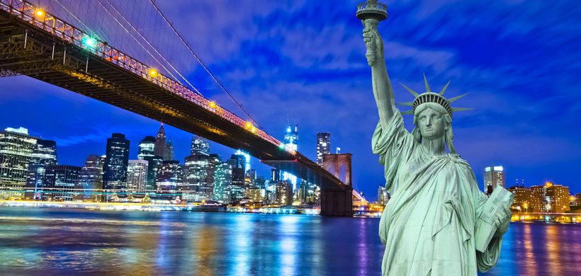 Promotie KLM/Air France: Zboruri catre New York 446 euro, Los Angeles 431 euro, Montreal 465 euro