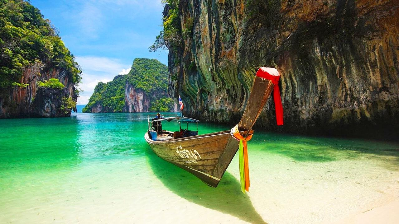 Zboruri ieftine catre Thailanda! 🌴 de la 486 euro dus-intors!