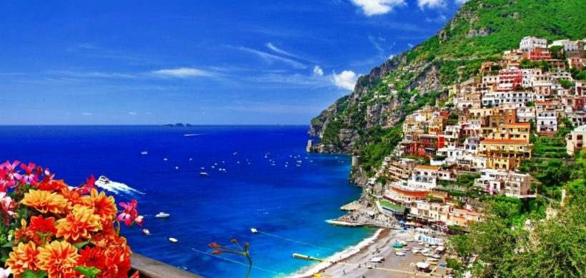 Vacanta pe Coasta Amalfi, 148 euro! (zbor, transfer si cazare 4 nopti)