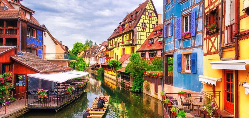 Weekend de vara in Colmar, Alsacia! 130 euro (zbor, transfer si cazare 3 nopti)