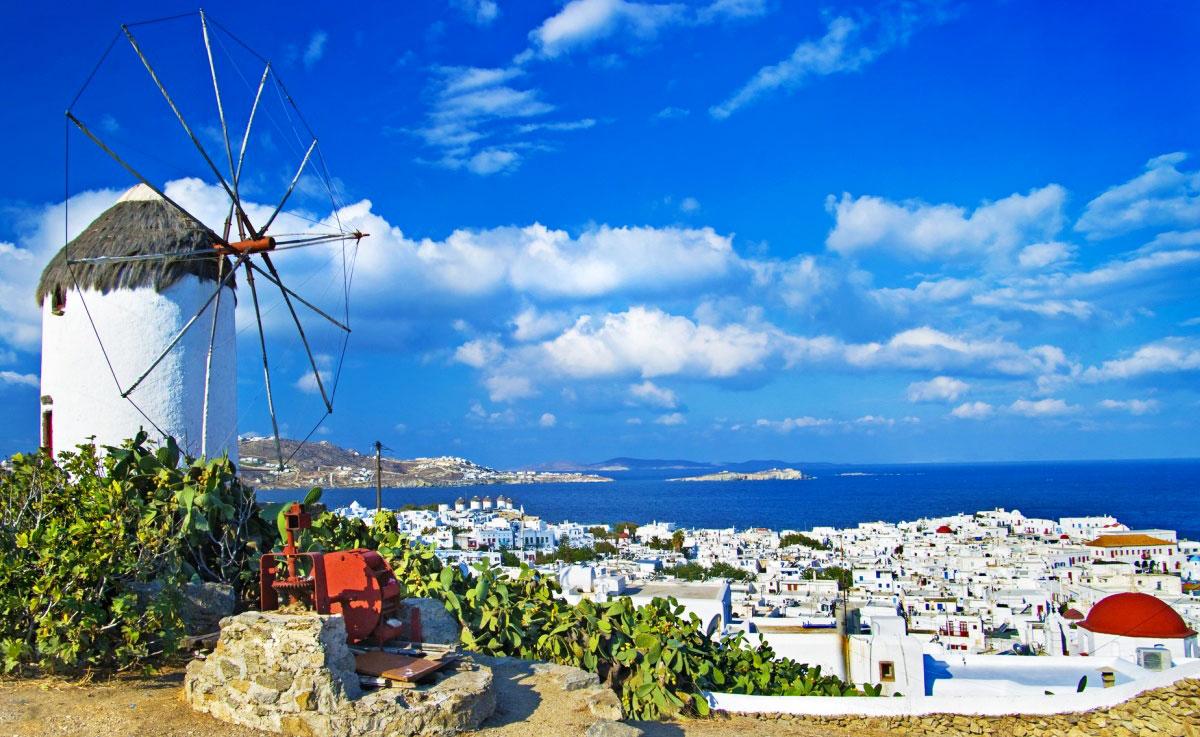 Vacanta in Mykonos, 240 euro! (zbor, cazare 6 nopti si mic-dejun)