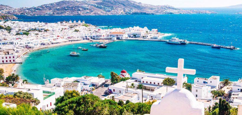 Vacanta in Mykonos, 235 euro! (zbor si 6 nopti de cazare)