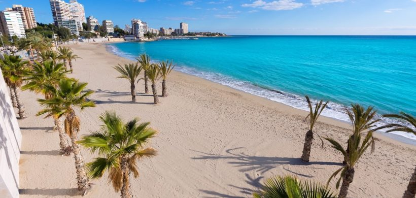O saptamana la plaja in Costa Blanca, 276 euro! (zbor si cazare)