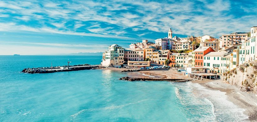 Weekend prelungit in Genova, 151 euro! (zbor si cazare 3 nopti)