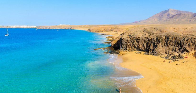 Vacanta in Lanzarote, 229 euro! (zbor si cazare 7 nopti)