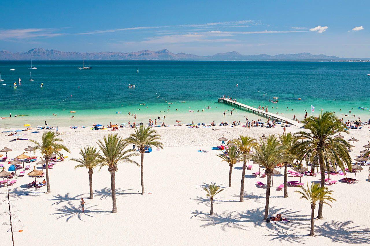 Zboruri ieftine catre Mallorca, de la 77 euro dus-intors!